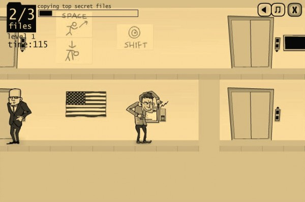Сноуден игра (мин)