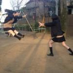 супер сила японских школьников (3)