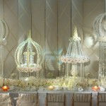 Флористика:украшение стола.