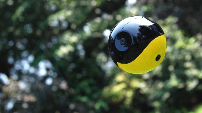 мячик фотик, фотомяч, фотоаппорат Squito