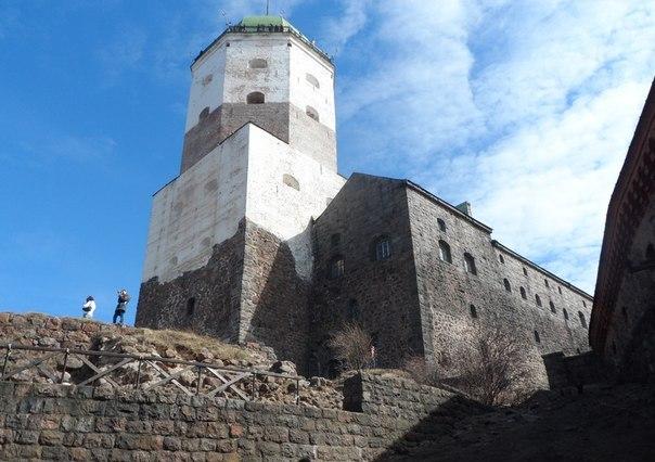 Выборг крепость
