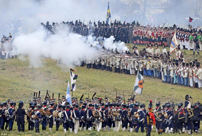Битва под Лейпцигом, она же «Битва Народов»
