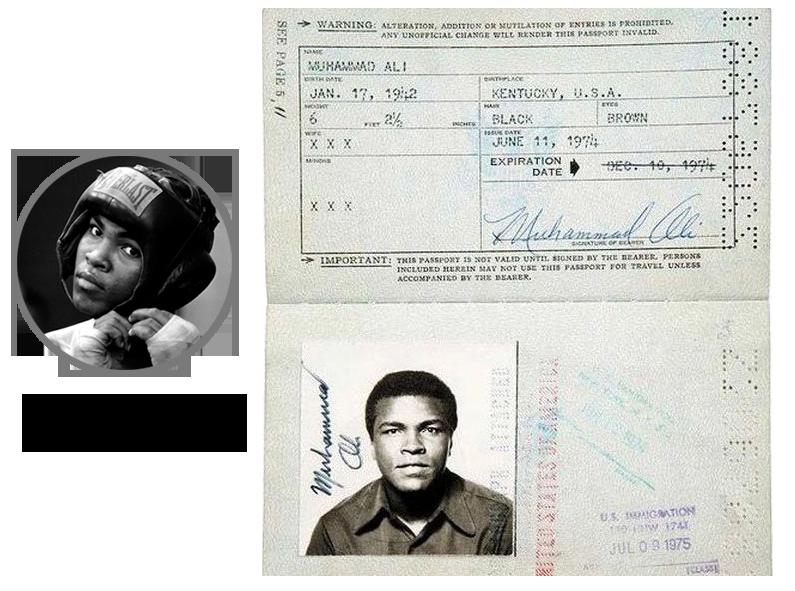 Паспорт ali
