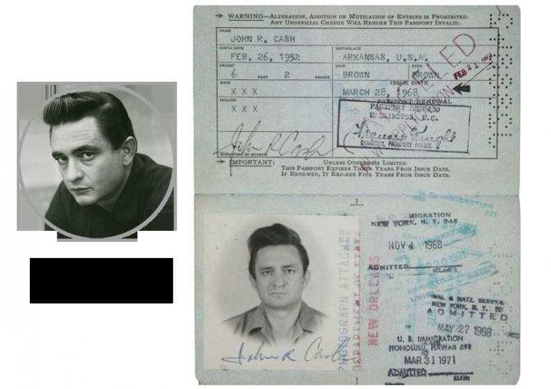 Паспорт cash