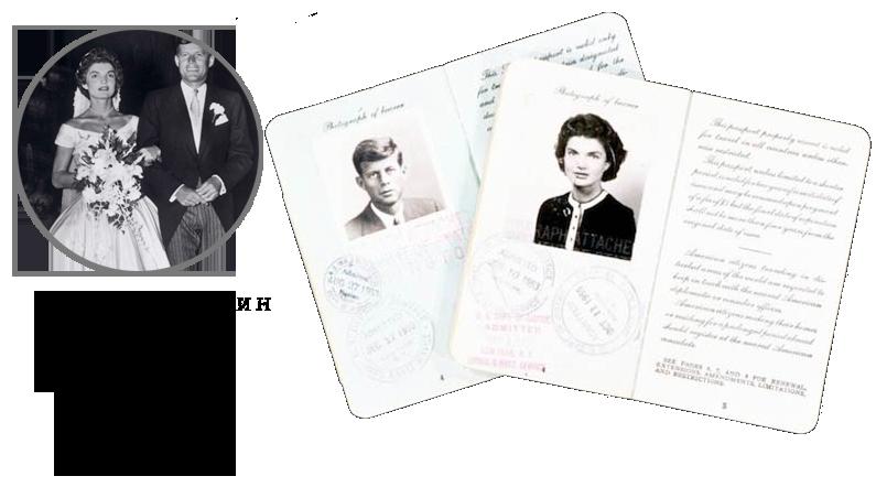 Паспорт Кеннеди