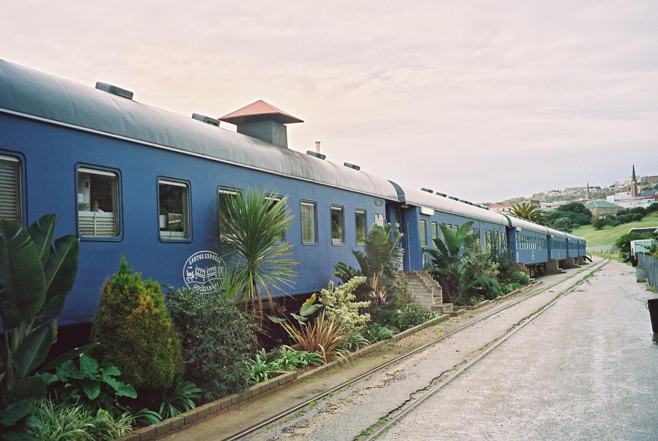 поезд-хостел