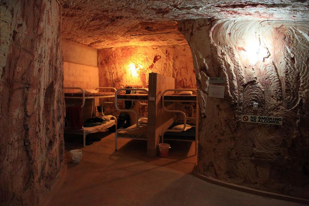подземный хостел