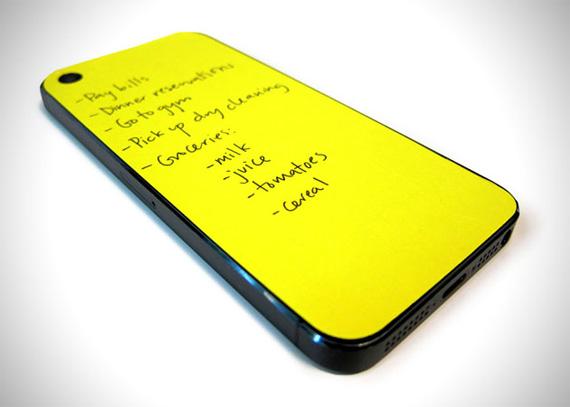 Стикер на айфон