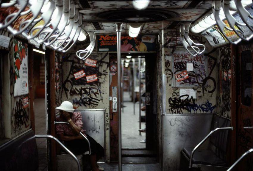 метро нью-йорк original