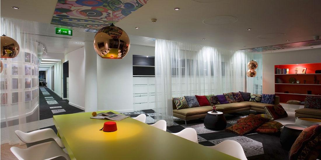 офис компании Cisco в лондоне