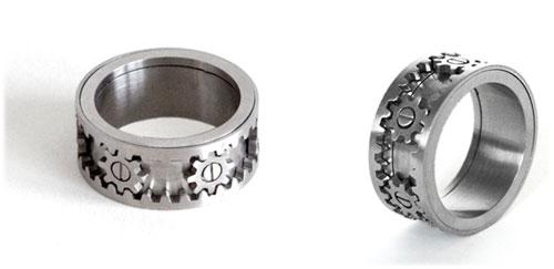 кольцо шестеренки