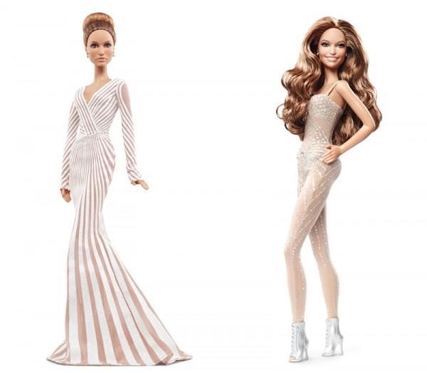Barbie - копия Jennifer Lopez