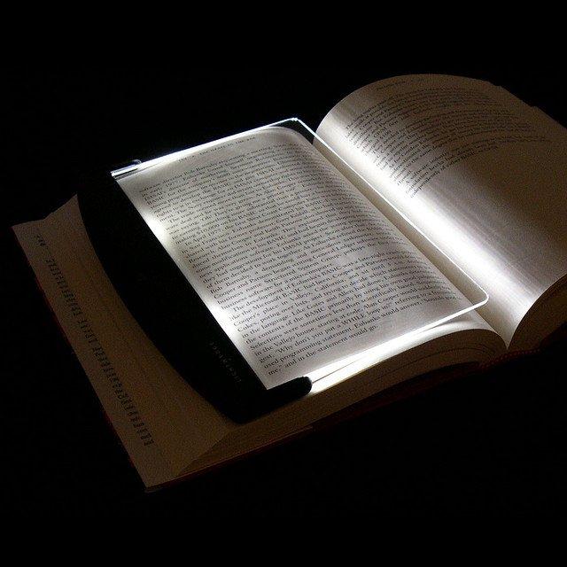 подсветка для книги